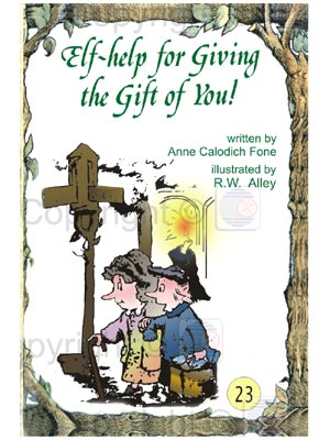 Elf Help For Giving The Gift Of You