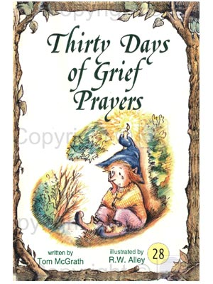 Thirty Days of Grief Prayer