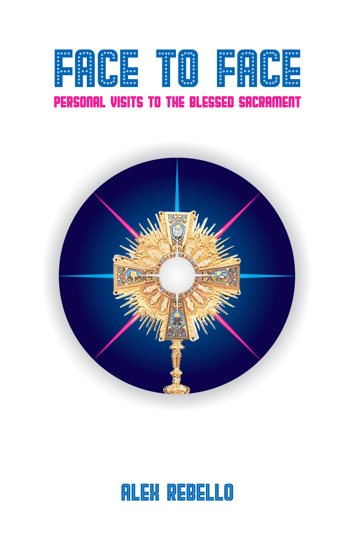 FACE TO FACE PERSONAL VISITS TO THE BLESSED SACRAMENT