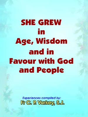 She Grew In Age, Wisdom  and In Favour With God and People: Experiences